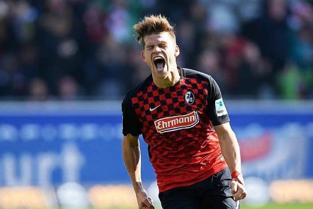 Freiburg besiegt Kaiserslautern mit 2:0