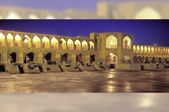 Das Reiseland Iran wird am 3. März in der Mediathek Oberkirch vorgestellt