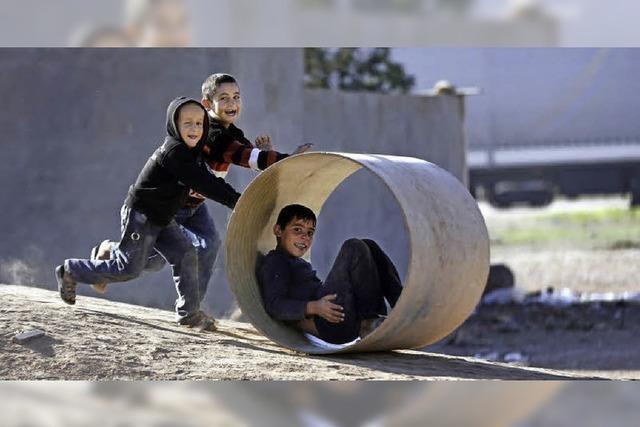 Hilfe aus Weil für Kobane