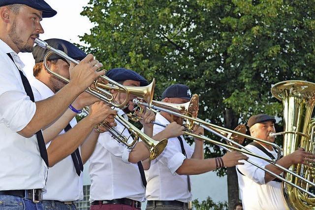 Band Blechsach in Grafenhausen