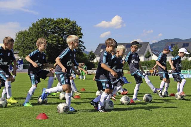 FC Schalke 04 und der SVS spielen erneut Doppelpass