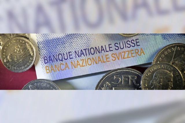 EU-Bürger lagern 50 Milliarden Franken in der Schweiz