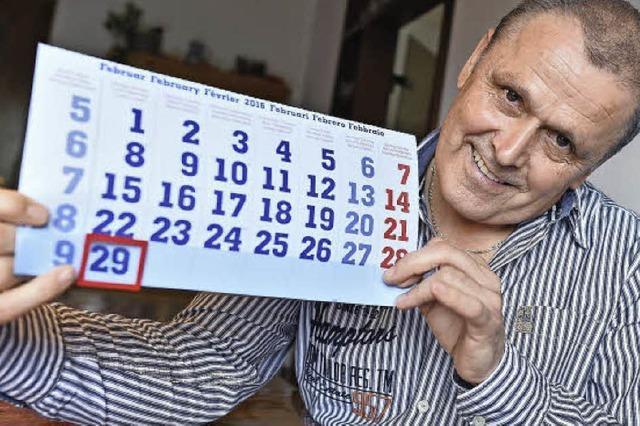Wann sollen Menschen, die am 29. Februar geboren sind, Geburtstag feiern?