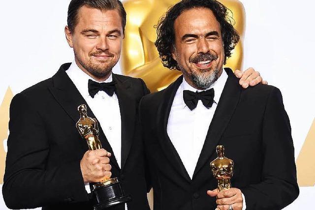Leonardo DiCaprio bekommt für