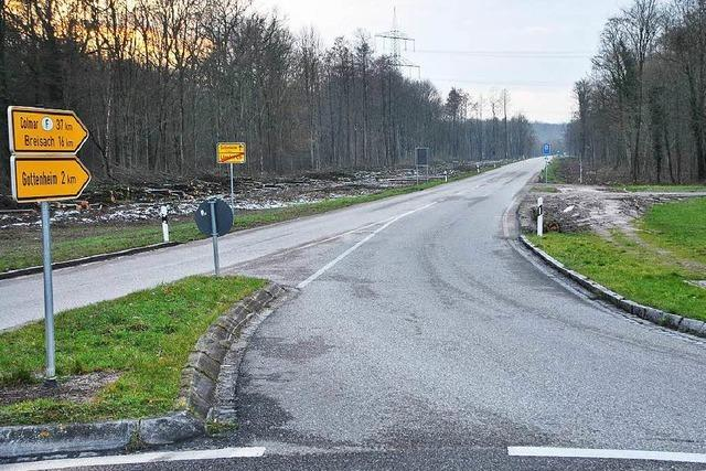 Neuer Radweg bei Gottenheim soll Lücke schließen