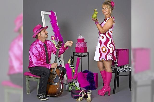 Duo Funnymoom mit Uli Kaiser und Markus Gebhart: Wunschlos glücklich – sind die Frauen nie. In Titisee-Neustadt