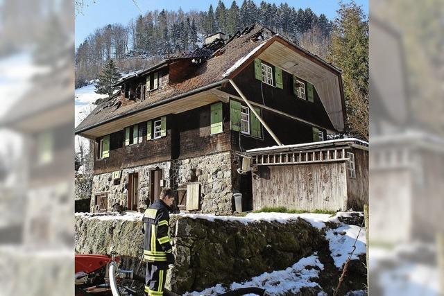 Brandopfer ist identifiziert - Polizei sucht nach der Ursache des Feuers