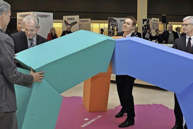 Basler Ausstellung zur grenzüberschreitenden Zusammenarbeit