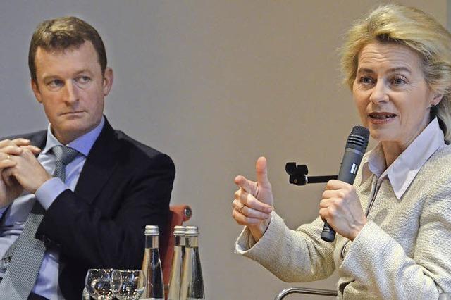 CDU setzt auf die Kanzlerinnenkarte