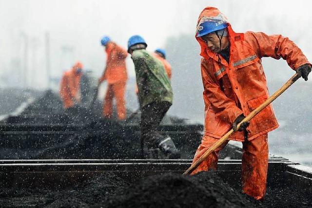 China streicht 1,8 Millionen Arbeitsplätze