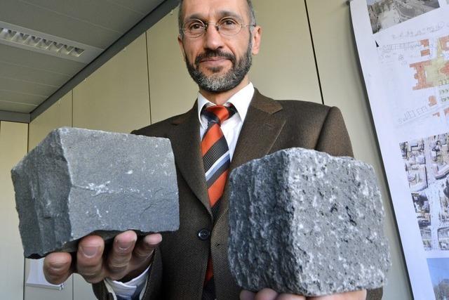 Experte sieht keine Alternative zu Steinen aus Vietnam