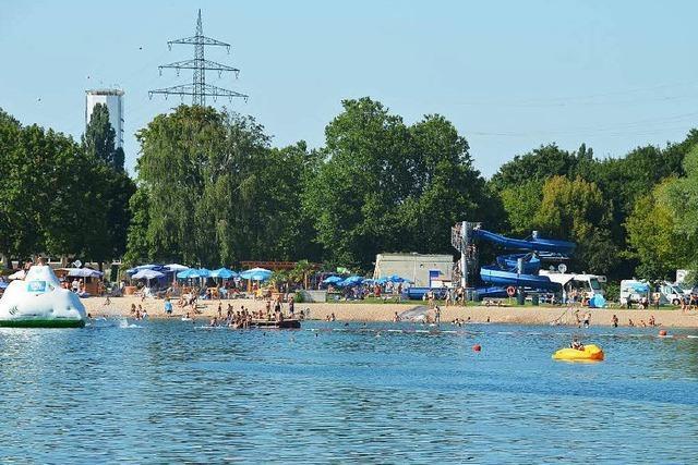Gifizsee: Zweifel an Besucherzahlen des Strandbades für 2015