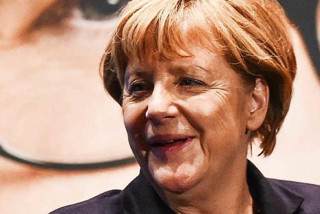 Heute kommt Kanzlerin Merkel ins Konzerthaus Freiburg