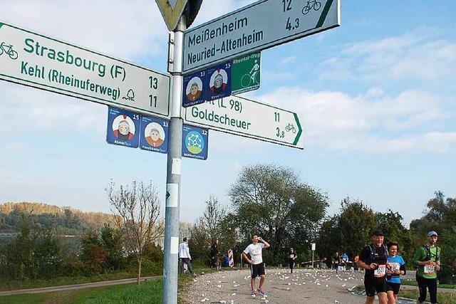 Aus für den Eurodistrikt-Marathon
