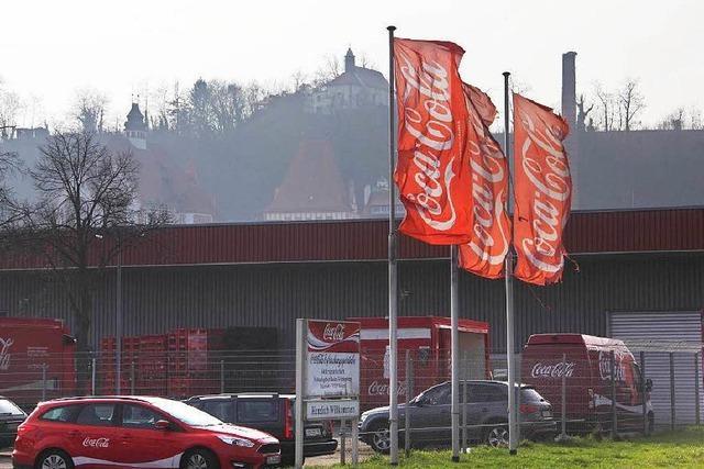 Coca-Cola schließt Standort Riegel – 23 Jobs betroffen