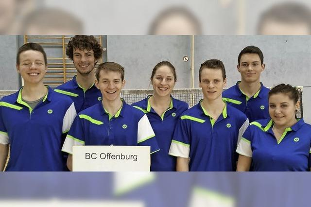 Landestitel für den BC Offenburg