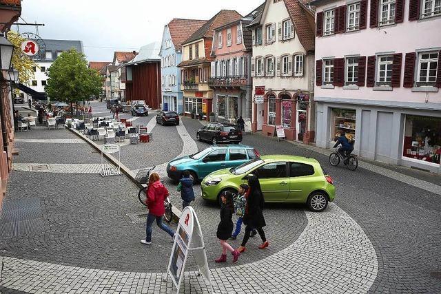 Lahr: Kurzzeitparken bleibt auf dem Urteilsplatz tabu