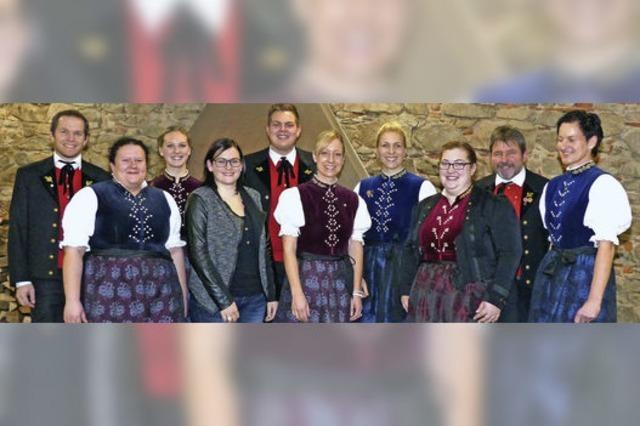 Albert Rees wird Ehrenmitglied der Trachtenkapelle