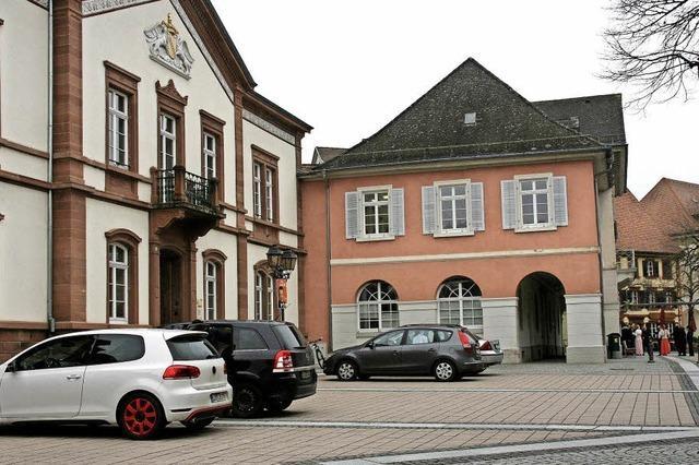 Rathaus unter der energetischen Lupe