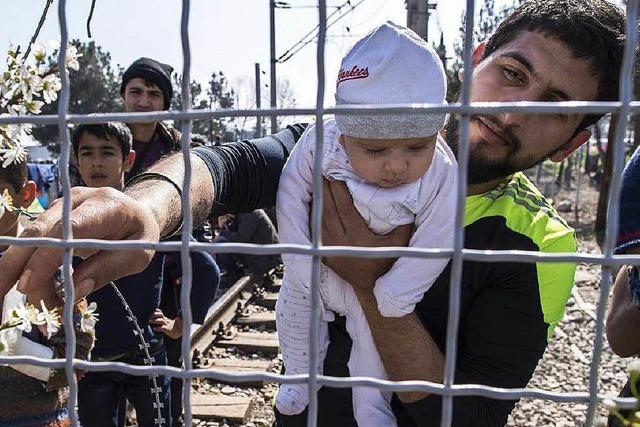 Situation auf der Balkanroute wird immer chaotischer