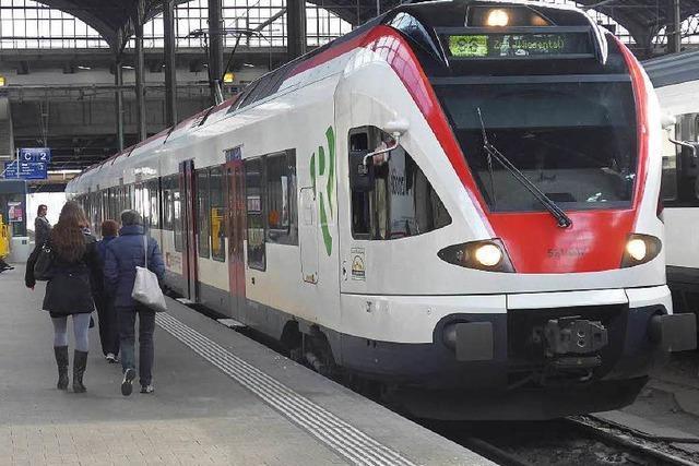 Was wird aus der trinationalen S-Bahn im Raum Basel?