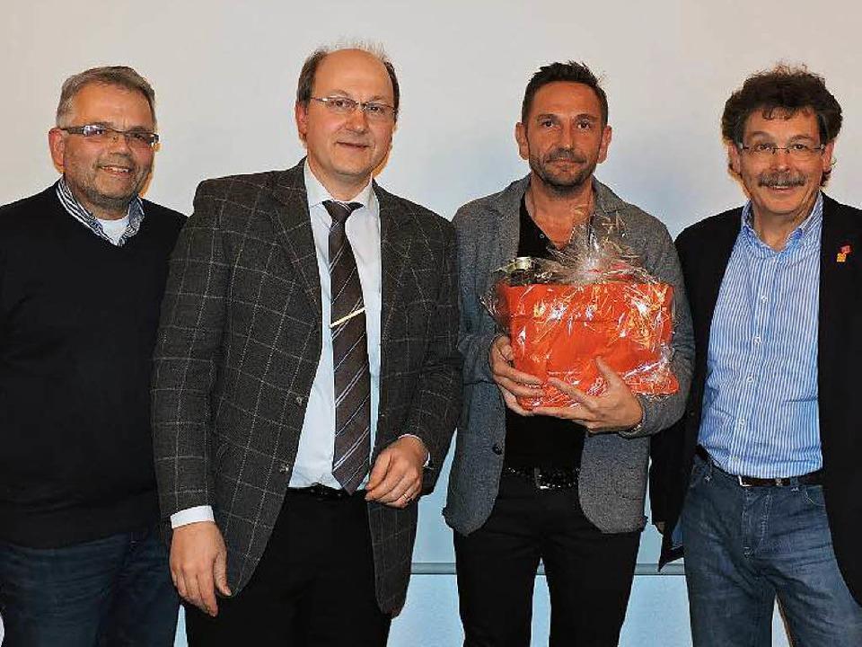Nach rund 20 Jahren im Vorstand wechse...eirat der Werbegemeinschaft Waldkirch.  | Foto: Sylvia Sredniawa