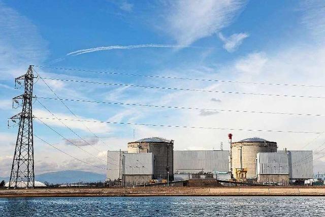 Bei einem Reaktorunfall soll Freiburg in 24 Stunden evakuiert sein