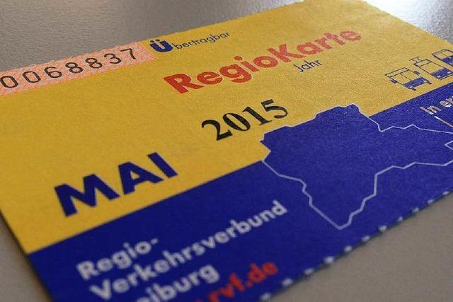 VAG verschickt Regiokarten zu spät – Abonnenten fahren schwarz