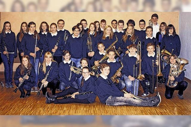 Jugendkapelle wird 50