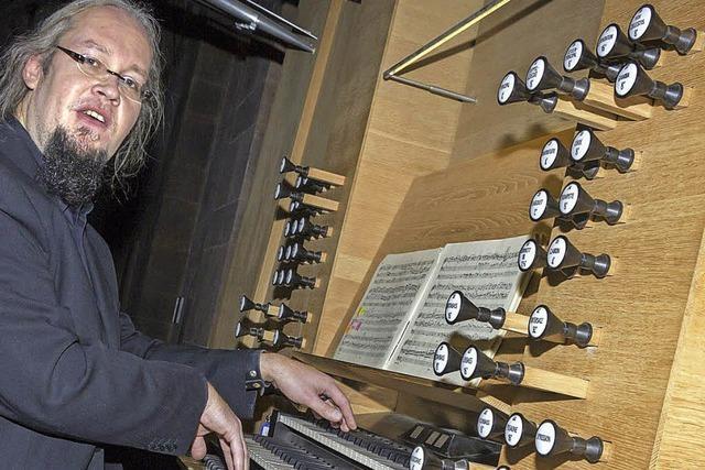 Orgelkonzert in der katholischen Pfarrkirche St. Martin in Wehr