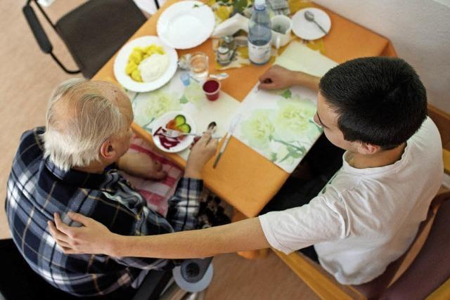 Das Essen im Altenpflegeheim St. Martin soll vielfältiger werden