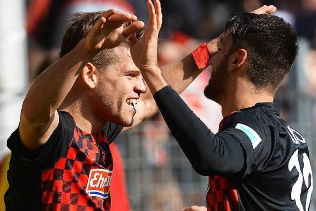 Liveticker zum Nachlesen: Arminia Bielefeld gegen SC Freiburg 1:4