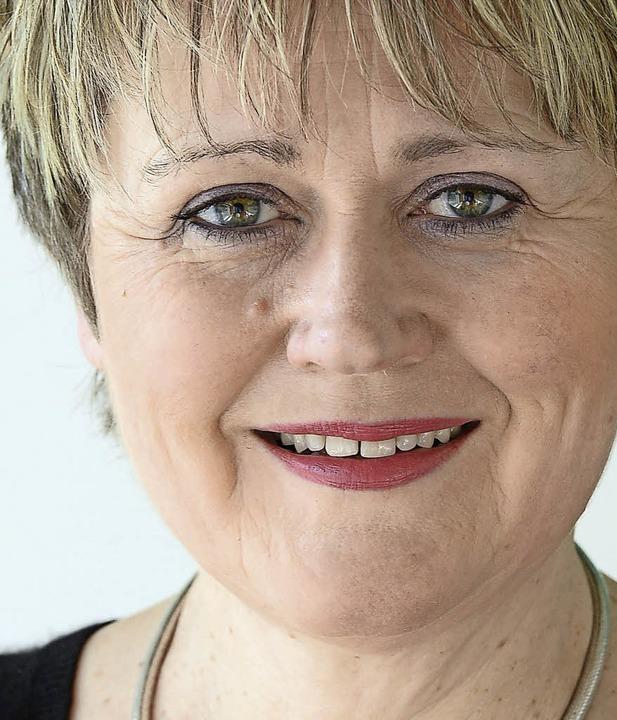 Elisabeth Stäblein-Beinlich   | Foto: Ingo Schneider