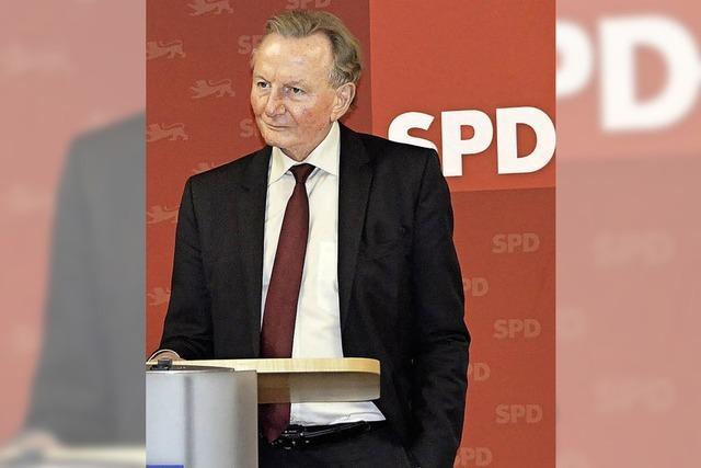 Ein entspannter Abend im Kreise der Sozialdemokraten