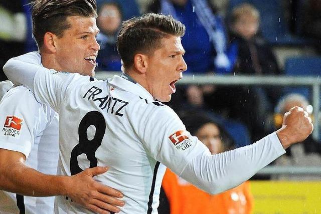 4:1 in Bielefeld: SC Freiburg mit drittem Sieg in Serie
