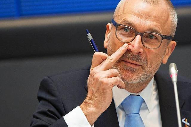 Volker Beck nach Drogenfund vor politischem Aus?
