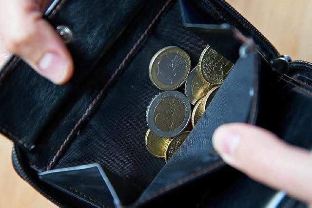 Löhne driften nicht mehr auseinander