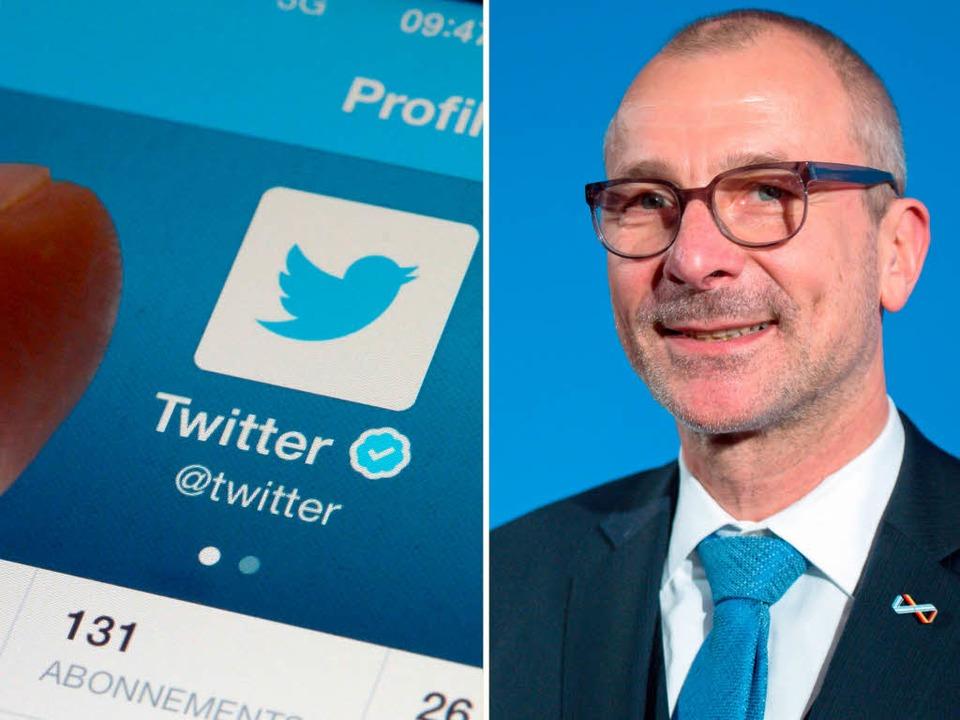 Volker Beck: Sein Drogenfund wird in d...dem Hashtag #breakingbeck kommentiert.  | Foto: kutkat