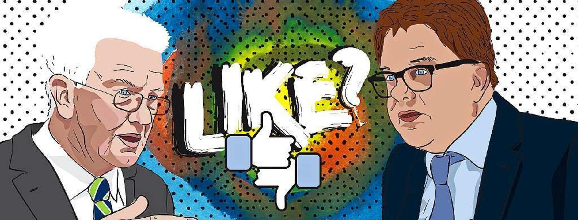 Die Analyse zeigt: Social Media ist im...1; aber wird nicht konsequent bedient.  | Foto: Karo Schrey