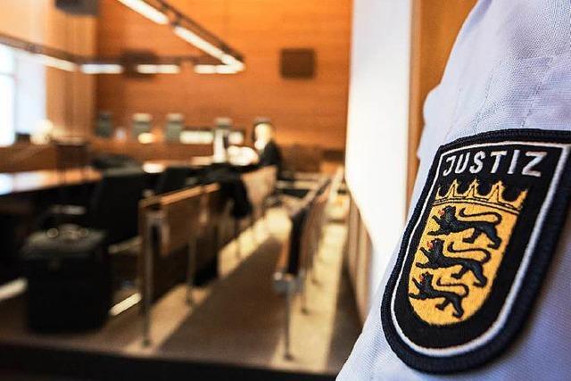Emmendinger Hotelmord: Anklage schildert Tat-Details
