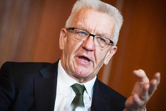 Kretschmann wirft Beck