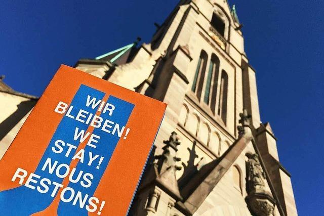 Kirchenasyl beendet: Asylbewerber in Basel festgenommen