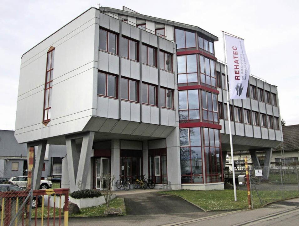 Die Rehatec-Planungsgesellschaft hat i...kerland-Verwaltungsgebäude angemietet.  | Foto: Rehatec