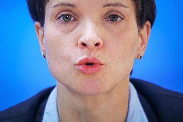 Petrys Wahlkampffinale jetzt in Offenburg-Bohlsbach?