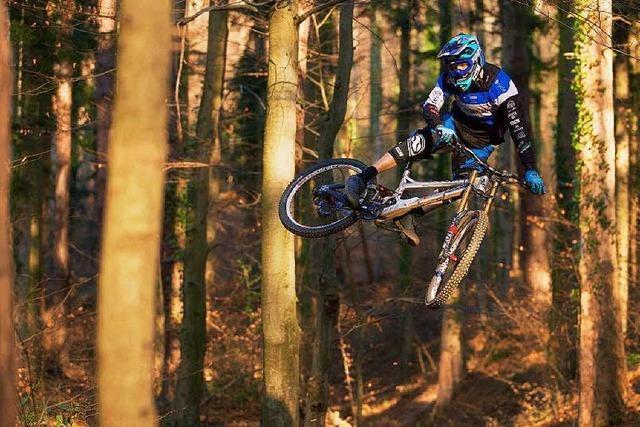 Freiburg soll einen dritten Mountainbike-Trail bekommen