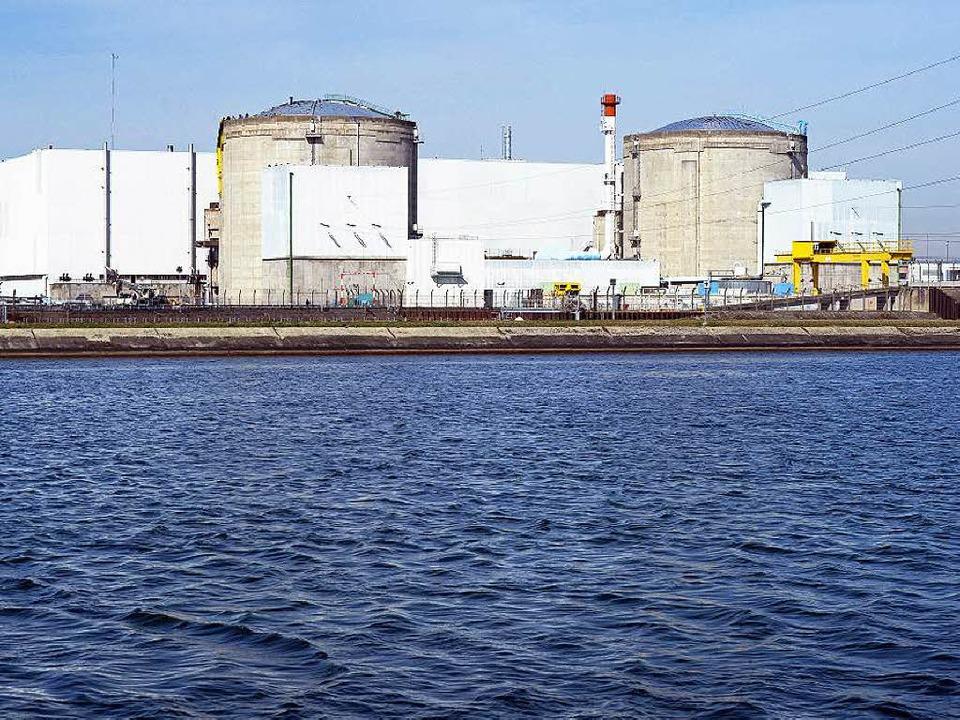 Die neuen Details zum Störfall in Fess...ber den Reaktor unter Kontrolle hatte.  | Foto: AFP