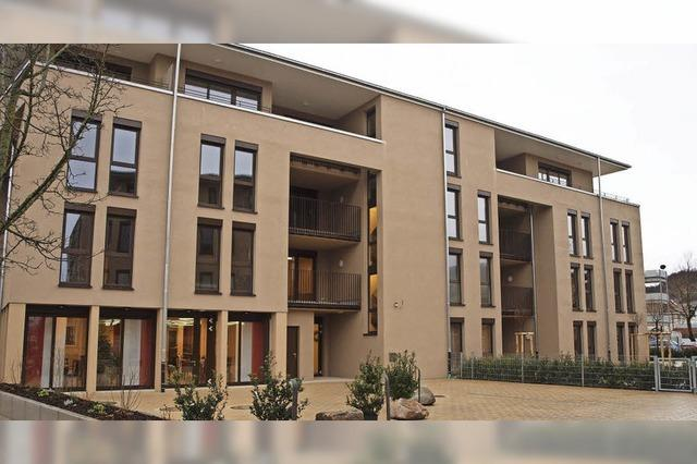 Sechs Millionen Euro teures Demenz-Centrum bietet 50 Plätze
