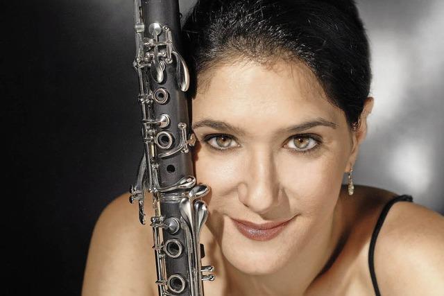 Opera mit Sharon Kam und Kammerorchester Heilbronn