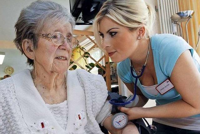 Ausbildung in der Pflege ab 2018 vereinheitlicht?