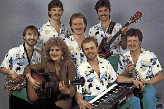 80er-Jahre-Kultband Black Spider spielt in Willaringen